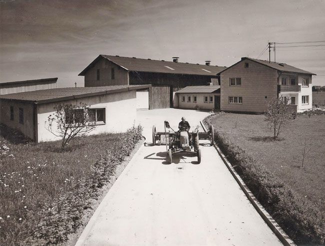 Landhotel Mittermüller -Geschichte