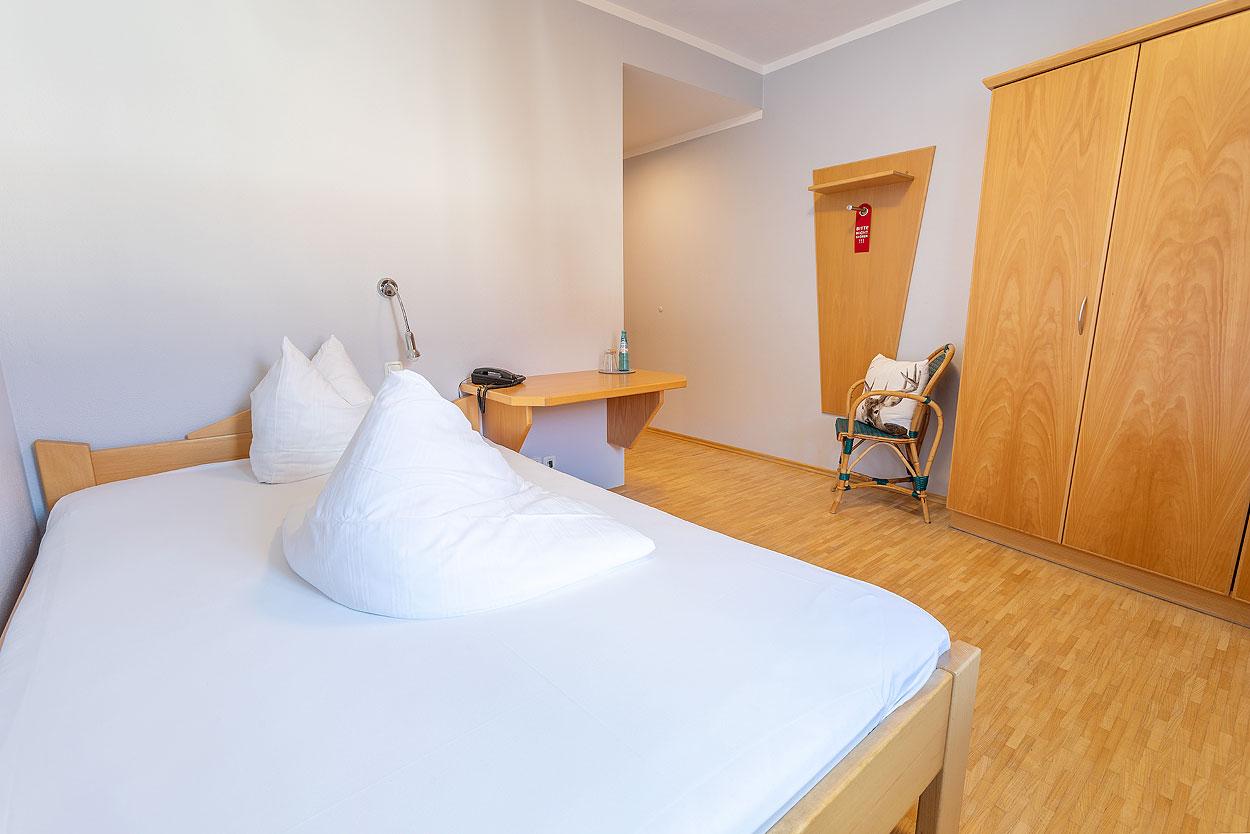 Landhotel Mittermüller Einzelzimmer 140x210